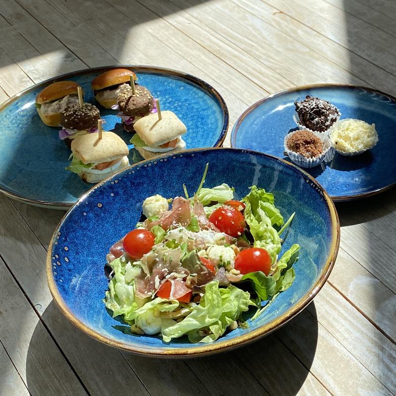 Lunch Box « Les Mini-sandwichs »
